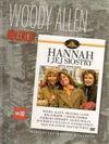 Woody Allen. Tom 10. Hannah i jej siostry (książka + DVD) - Woody Allen