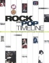 Rock and Pop Timeline: How Music Changed the World Through Five Decades - Johnny Black, Hugh Gregory, Andy Basire