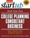 Start Your Own College Planning Consultant Business - Eileen Figure Sandlin, Entrepreneur Magazine