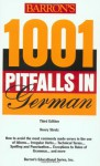 Barron's 1001 Pitfalls in German Third Edition - Henry Strutz