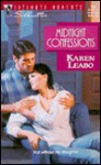 Midnight Confessions (Silhouette Intimate Moments #734) - Karen Leabo