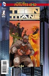 Teen Titans Futures End #1 Standard Ed - Will Pfeifer