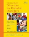 Complete Directory for Pediatric Disorders 2010 - House Grey, Laura Mars-Proietti