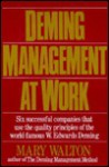 Deming Management at Work250 - Mary Walton