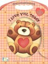 Puzzles to Go: I Love You, Teddy (Puzzles to Go) - Jan Jugran