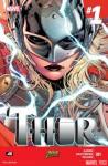 Thor #1 - Russell Dauterman, Jason Aaron