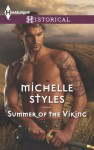 Summer of the Viking - Michelle Styles