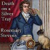 Death on a Silver Tray - Rosemary Stevens