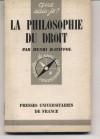 La Philosophie Du Droit - Michel Troper