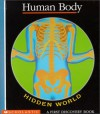Human Body (Hidden World) - Claude Delafosse, Gallimard Jeunesse, Pierre-Marie Valat