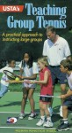 USTA's Teaching Group Tennis Ntsc Video - United States Tennis Association