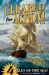 Cleared for Action!: Four Tales of the Sea - Stephen W. Meader