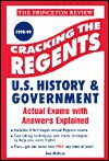Cracking the Regents Exams: U.S. History and Government 1998-99 Edition - Tom Meltzer, Princeton Review