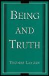 Being and Truth - Thomas Langan