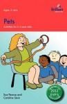 Pets: Activities for 3-5 Year Olds - 2nd Edition - Sue Pearce, Caroline Quin