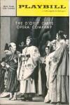 Playbill, New York City Center: The D'Oyly Carte Opera Company (November 12, 1962, Vol. 6 , No. 46) (Program) - Robert S. Kane, Bernice Peck, H. E. F. Donohue, Chas. L. Mee Jr.