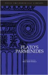 Plato's Parmenides: Text, Translation and Introductory Essay - Arnold Hermann, Sylvana Chrysakopoulou