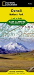 MAP: Denali National Park And Preserve, Ak Trails Illustrated Map #222 - NOT A BOOK