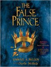 The False Prince - Jennifer A. Nielsen, Charlie McWade