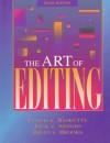 The Art of Editing - Floyd K. Baskette, Brian S. Brooks, Jack Z. Sissors