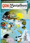 Spirou et Fantasio, tome 18: QRN sur Bretzelburg - André Franquin, Greg