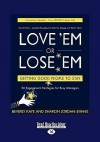 Love 'em or Lose 'em: Getting Good People to Stay - Beverly Kaye