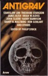 Antigrav: Cosmic Comedies by SF Masters - Philip Strick, Harry Harrison, Stanisław Lem, Theodore Sturgeon, James Blish, Larry Niven, Brian W. Aldiss, R.A. Lafferty, Ron Goulart, Barry N. Malzberg, John Sladek, L. Jerome Stanton, Robert Borski, Pete Adams, Charles Nightingale, John Brosnan, Uta Frith, Carol Carr