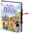 My First Bible - Parragon Books