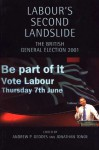 Labour's Second Landslide - Andrew P. Geddes, Jonathan Tonge