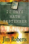 20 Days Hath September - James Roberts