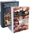 Big Book Of Low Carb Desserts BOX SET 2 IN 1: 61 Mouthwatering Recipes For Those Who Miss Carbs: (WITH NUTRITION INFO, Gluten-Free Snacks, Ketogenic Diet, ... diet, paleo diet, anti inflammatory diet 9) - Adrienne Adams, Mary Kate Logan