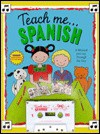 Teach Me Spanish: A Musical Journey Through the Day (Paperback + Cassette) - Judy Mahoney