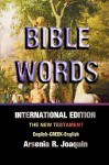 Bible Words - Arsenia R Joaquin