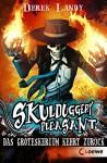 Skulduggery Pleasant 2 - Das Groteskerium kehrt zurück (German Edition) - Derek Landy, Ursula Höfker
