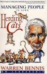 Managing People is Like Herding Cats: Warren Bennis on Leadership - Warren G. Bennis