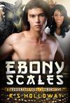 Ebony Scales: A BWAM Dragon Shifter Romance - R S Holloway, Shifter Club, BWWM Club