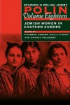 Jewish Women In Eastern Europe - Antony Polonsky, Chaeran Freeze, Paula Hyman