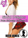 Sinful Delights (Futa Subway Express 2)(Futa-on-female, menage, young adult, nun erotica) - Reed James
