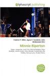Minnie Riperton - Frederic P. Miller, Agnes F. Vandome, John McBrewster