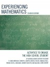 Experiencing Mathematics: Activities to Engage the High School Student - Breunlin R James