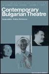 Cont Bulgarian Theatre Vol 1 - Kalina Stefanova