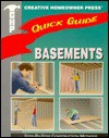 Quick Guide: Basements: Step-By-Step Construction Methods - Creative Homeowner