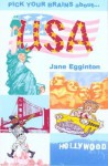 Pick Your Brains About The USA - Jane Egginton, Caspar Williams