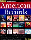 Goldmine Standard Catalog Of American Records: 1950 1975 - Tim Neely