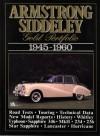 Armstrong Siddeley: Gold Portfolio 1945-1960 - R.M. Clarke