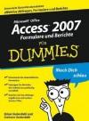 Access 2007 Formulare Und Berichte Fur Dummies - Brian Underdahl, Darlene Underdahl, Claus-Jurgen Kocka