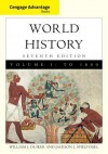 World History, Volume I (Cengage Advantage) - William J. Duiker, Jackson J. Spielvogel