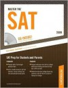 Master The Sat 2009 (W/Cd) (Master The Sat (Book & Cd)) - Phil Pine
