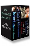 Bennett Sisters Series Boxed Set (Books 1-4) - Kate Allenton