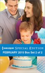 Harlequin Special Edition February 2015 - Box Set 2 of 2: Her Baby and Her BeauThe Daddy WishHis Small-Town Sweetheart - Victoria Pade, Brenda Harlen, Amanda Berry